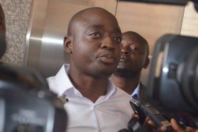 Business man Ham Kiggundu, the owner of Ham Enterprises Ltd.