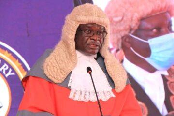 Chief Justice Owiny Dollo